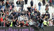 Diyarbakırspor-İBB Maçında Olay