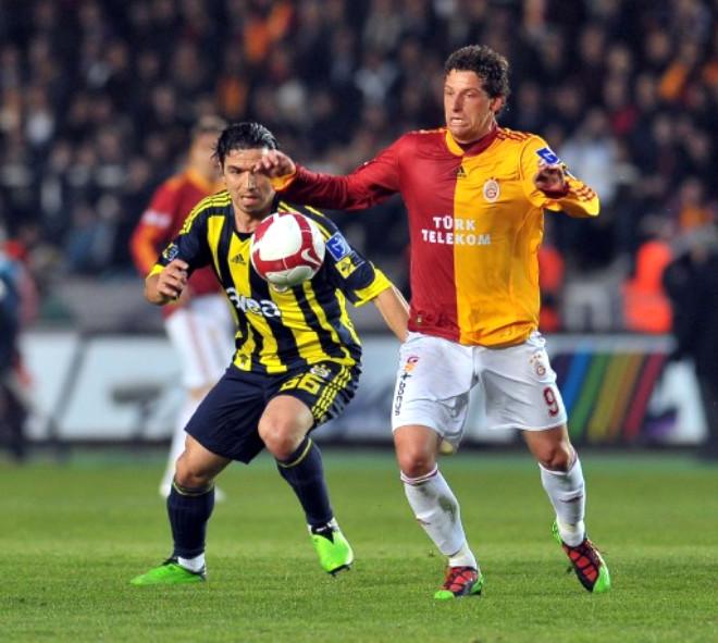 Galatasaray:0 Fenerbahçe:1