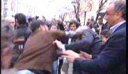 Ahmet Türk'e Saldırı