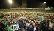 Bursa'da Şampiyonluk Coşkusu