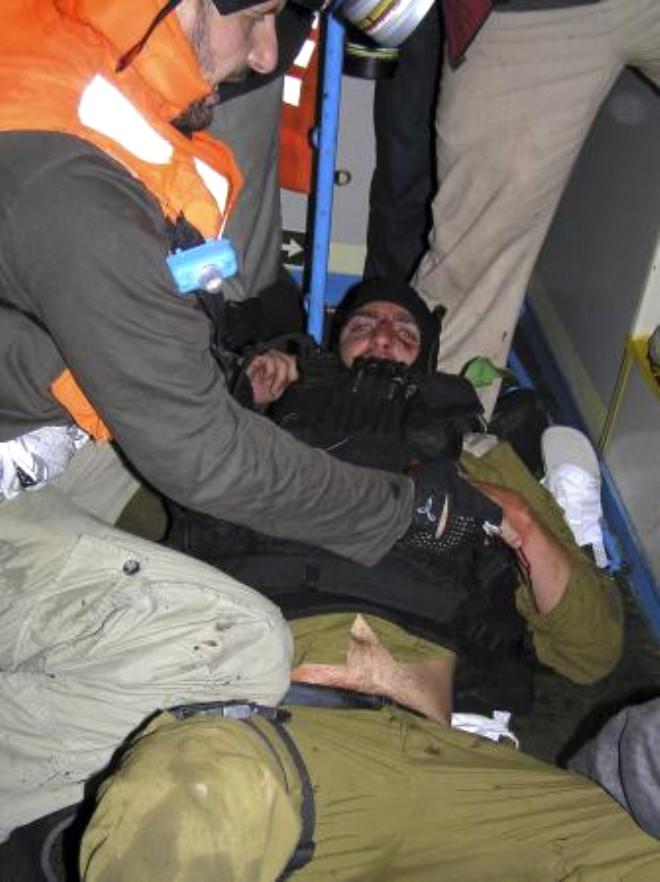 İsrail'in Can Simidi Fotoğraflar