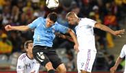 Fransa:0 Uruguay:0