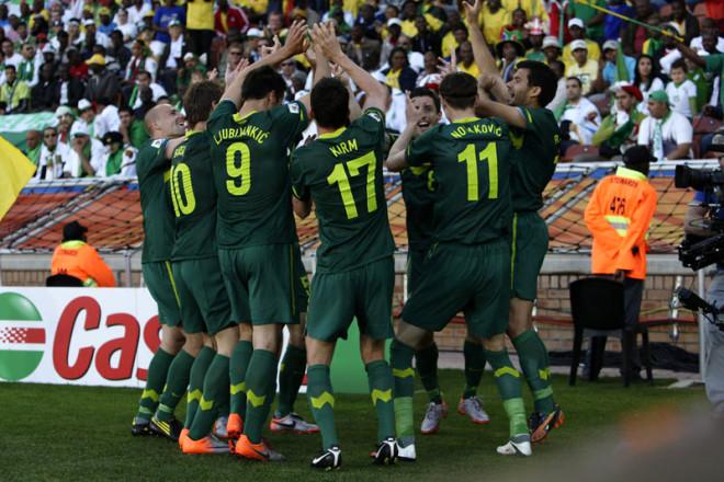 Cezayir:0 Slovenya:1