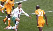 Portekiz 0- Fildişi Sahili 0