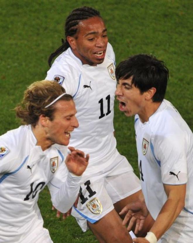 Güney Afrika:0 Uruguay:3