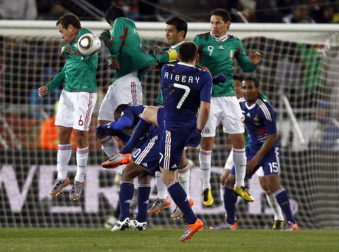 Meksika:2 Fransa:0