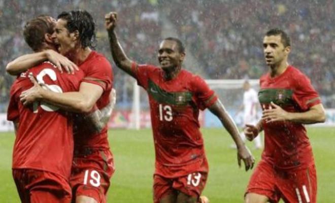 Portekiz:7 Kuzey Kore:0