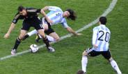 Almanya:4 Arjantin:0