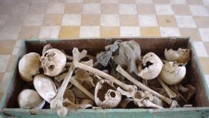 İşte Stalin Kurbanlarının Kemikleri
