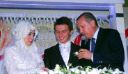 Bakan Çelik'in Kızı Evlendi