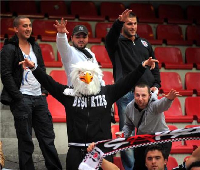 Beşiktaş İstediğini Aldı