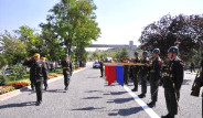 Jandarma Genel Komutanlığı'nda Devir Teslim Töreni