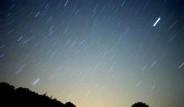 Dünya'dan Meteor Yağmuru Manzaraları