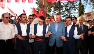 Başbakan Erdoğan Halay Çekti