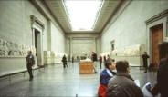 İngiliz Müzesi'nde Panik