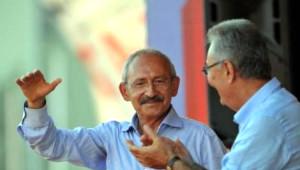 Kılıçdaroğlu ve Baykal Elele