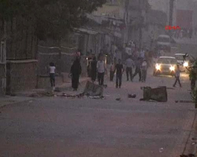 Cizre'de Olaylı Akşam