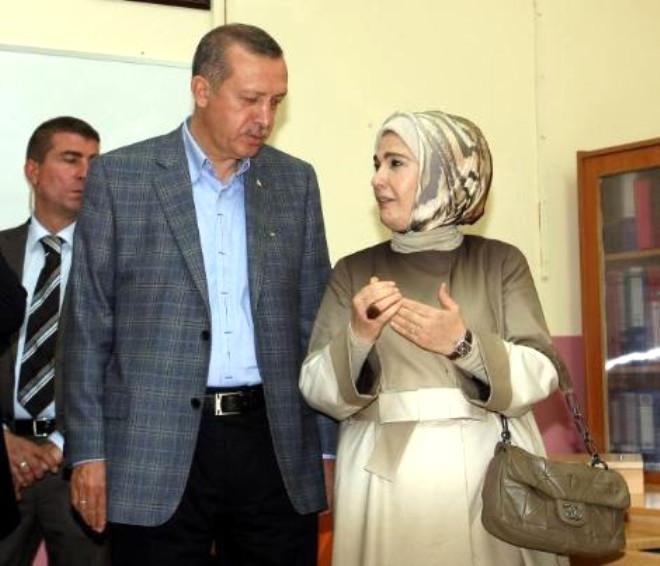 Erdoğanlar Ailece Oy Kullandı