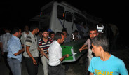 Tarım İşçilerini Taşıyan Midibüs Devrildi: 2 Ölü 17 Yaralı