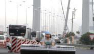 Güneş Enerjili Otomobil Köprüden Geçti