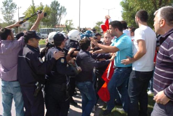 Bolu'da Tayad'lılara Saldırı