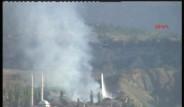 Dağ Ovacık Köy'ünde Büyük Yangın