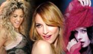Madonna mı Emma Shapplin mi Yoksa Shakira mı?