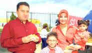 Ali Babacan'ın 3. Çocuk Heyecanı