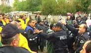 Ankara'da Taşlı Sopalı Gecekondu Yıkımı