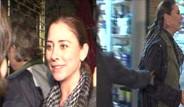 Ece Uslu'ya Kameralar Önünde Lezbiyen Tacizi