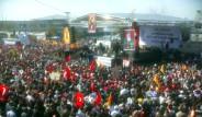 Alevi Mitingi Kadıköy'de Yapıldı