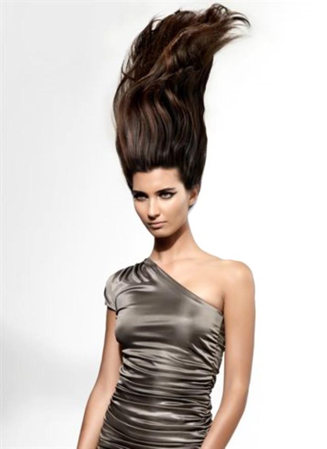 Tuba Büyüküstün'ün Yeni Saç Modeli