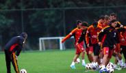 Hagi Galatasaray'la Antrenmana Çıktı