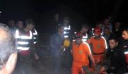 Bursa'da Krom Madeninde Kaza