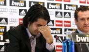 Futbola Gözyaşlarıyla Veda Etti