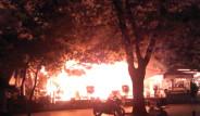 Bağdat Caddesi'nde Patlama!