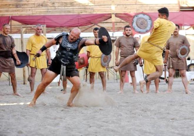 Roma Değil Antalya!