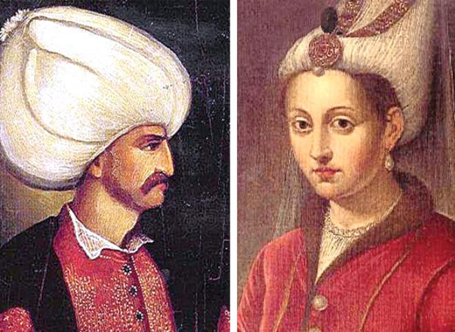 Hürrem Sultan'ın Hayatı