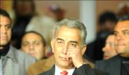Ali Sami Yen'de Gözyaşları
