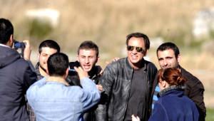 Erdoğan Nicolas Cage Buluşması