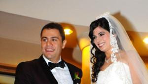 Otelinde Evlendi