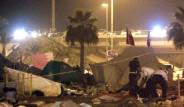 Bahreyn'de Protestoculara Kanlı Mücadele