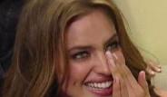Irina Gözyaşlarına Boğuldu