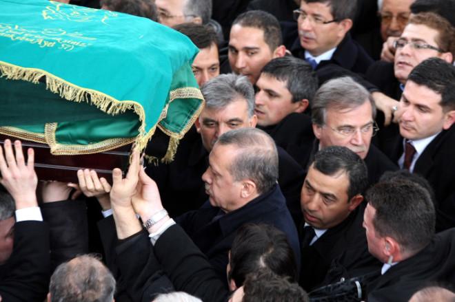 Erbakan'a Son Veda
