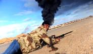 Libya'da Boru Hattında Patlama