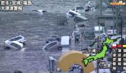 Japonya'yı Tsunami Vurdu