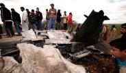 Libya'da ABD Uçağı Düştü