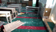 Sakarya'da Camiye Saldırı