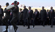 Ankara'daki İlk Tören Anıtkabir'de Yapıldı