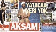 Ladin'in Öldürülmesi Manşetlere Böyle Yansıdı